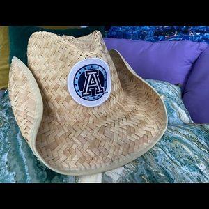 Toronto Argonauts Straw Hat